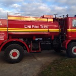 Cine Fire Tech, Fire Cover for Film and TV